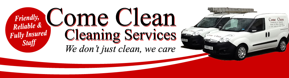 Come Clean Cleaning Services Paisley